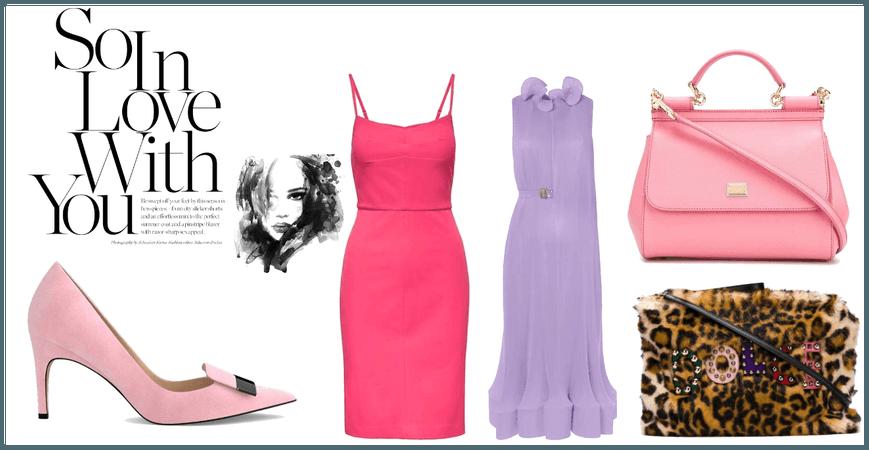 Fabulous Lady Dress Style