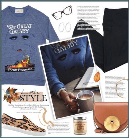 Fall Latte Style