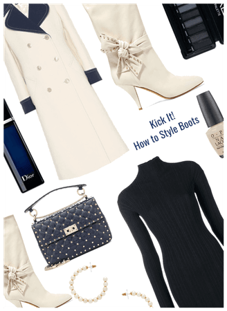 Kick it: How to style boots