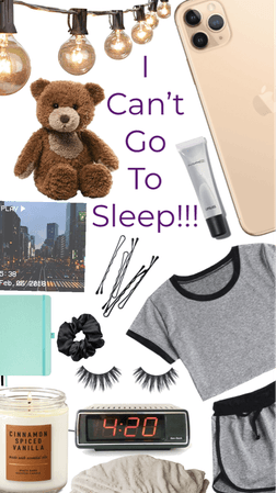 I can't go to sleep and when I can't go to sleep I got to ShopLook 😉😉