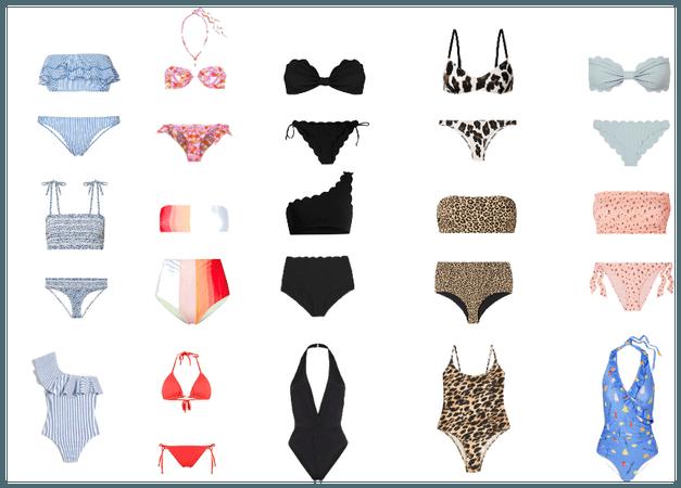 Swimwear ideas