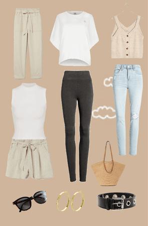 minimalist, anyone?