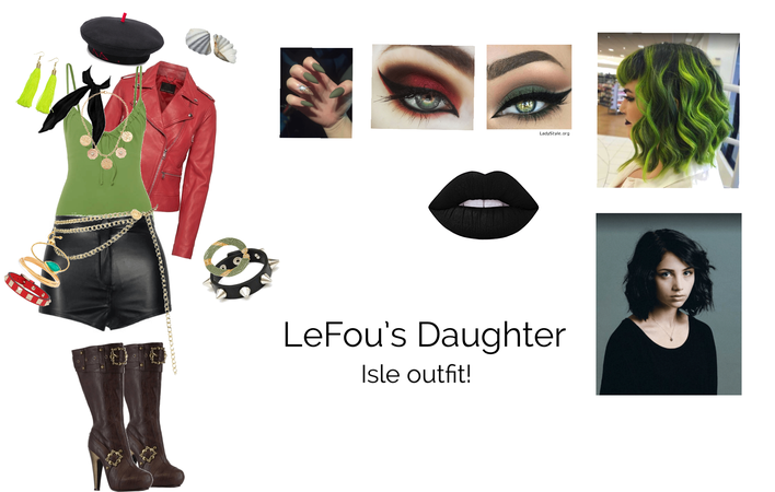 Lynettee LeFou (daughter of LeFou)