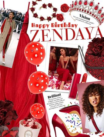 Happy Birthday Zendaya!!!