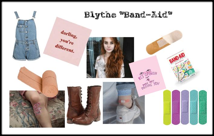 """OC - Blythe """"Band-Aids"""""""