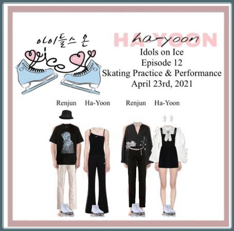 /HA-YOON/ Idols on Ice Episode 12