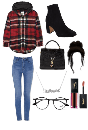 winter outfit #1