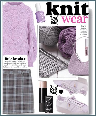 Knit wear III.