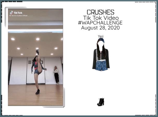 Crushes (호감) [Yeji] Tik Tok Challenge