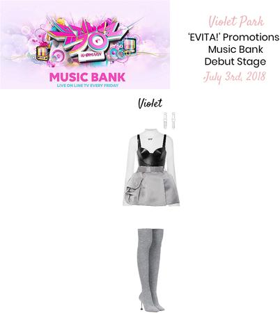 VioletPark _ 'EVITA!' Music Bank