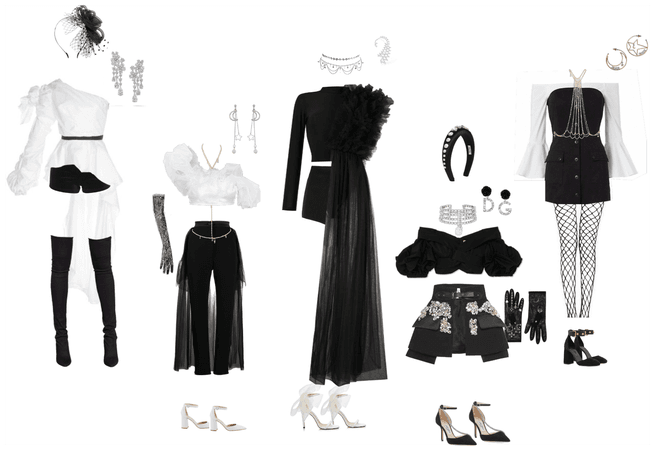 TWICE - Cry For Me Inspired Outfit