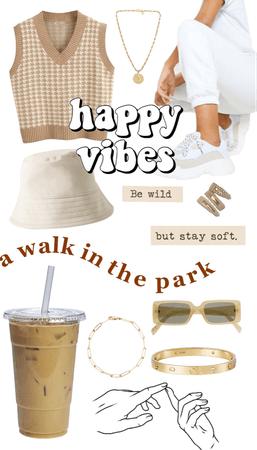 happy vibes✨🤍