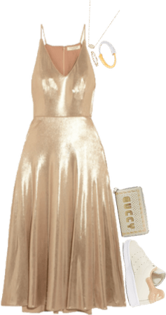 Gold Prom