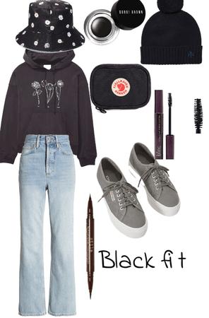 black fit
