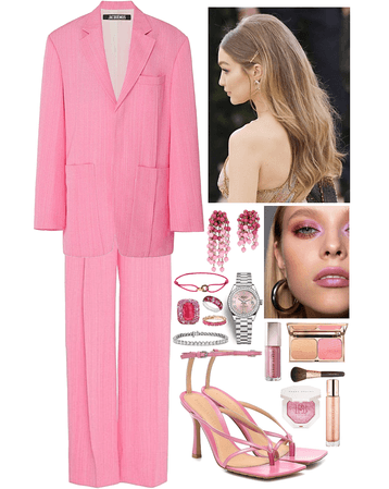 when in doubt, make it pink