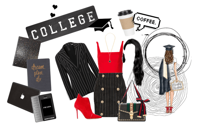 Back to the College (fancy ver.)