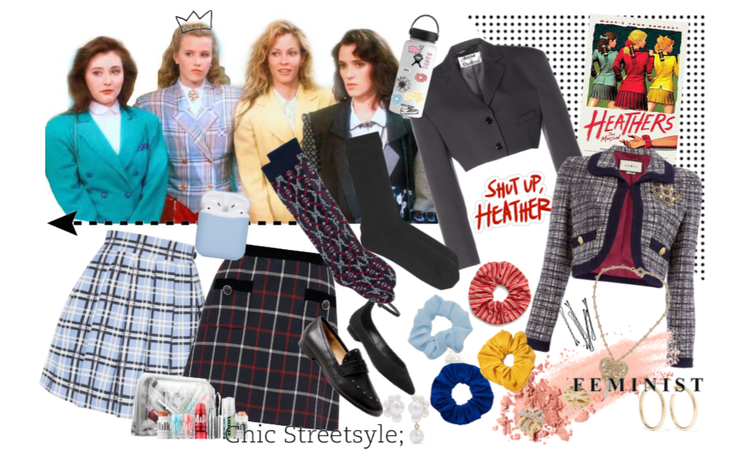 Heathers Inspired Outfit