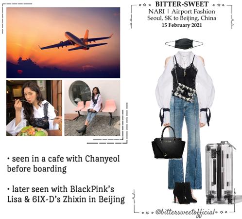 BITTER-SWEET [비터스윗] (NARI) Airport Fashion 210215
