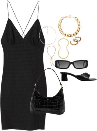 summer dinner dress