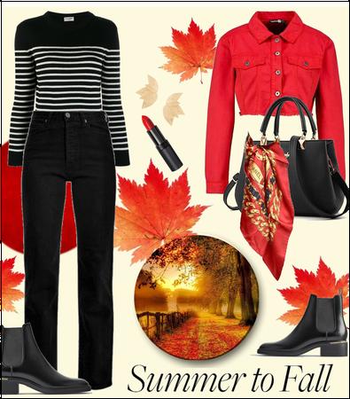 Planning fall wardrobe