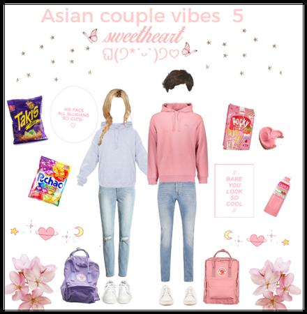 Asian couple vibes 5 by Giada Orlando 2019