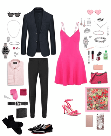Cute Couple Outfit
