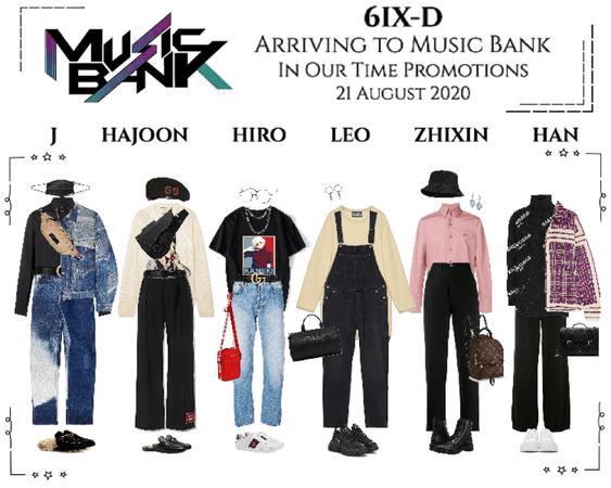 6IX-D [씩스띠] Music Bank 200821