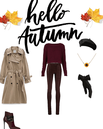 autumn casual