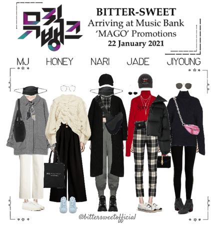 BITTER-SWEET [비터스윗] Music Bank 210122