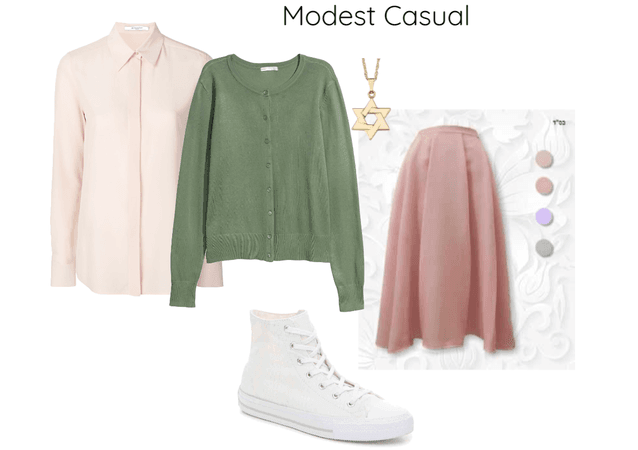 Everyday Modest Casual