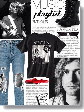 SUMMER 2020: Nirvana Style