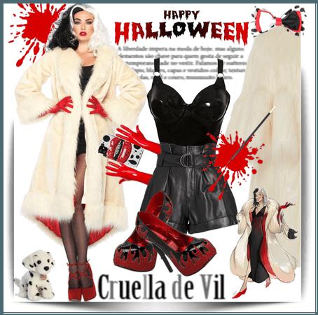 Cruella - Halloween