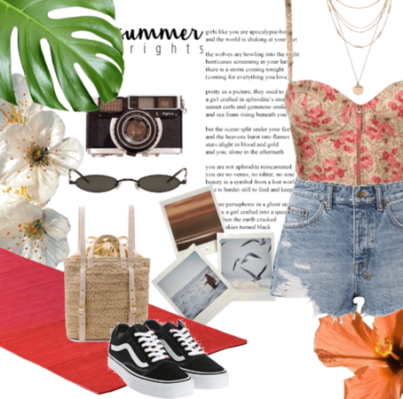 #OOTD - Summer Vacation