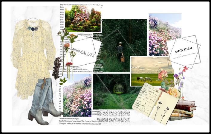 countryside girl