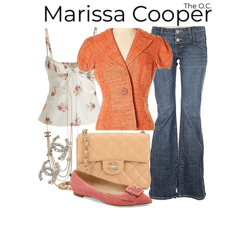 the oc - Marissa Cooper