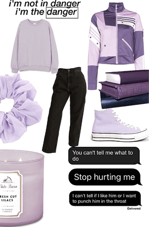 Casual Purple 💜