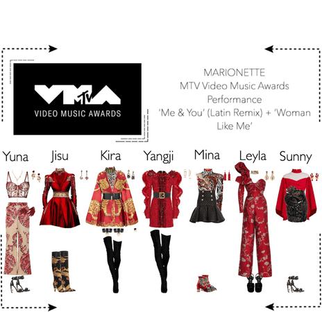 MARIONETTE (마리오네트) MTV Video Music Awards | Performance