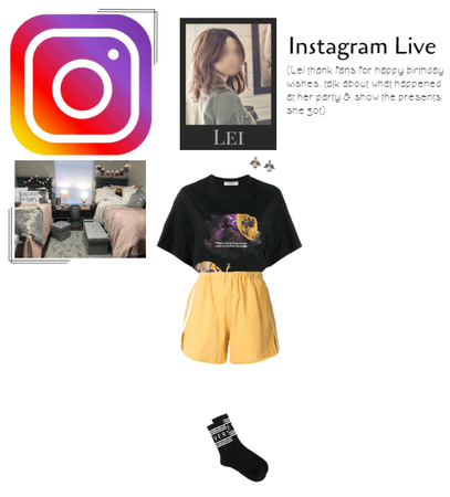 STYLE Lei Instagram Live