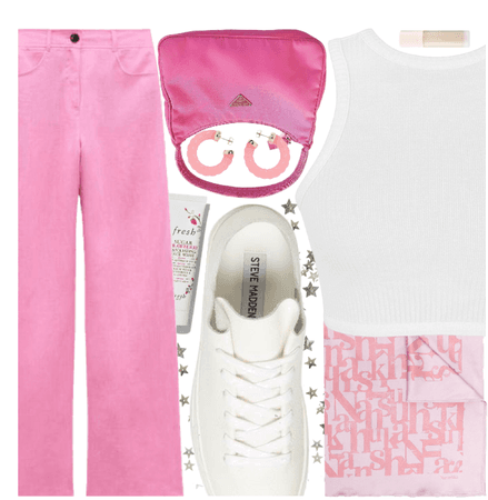 Brave in pink