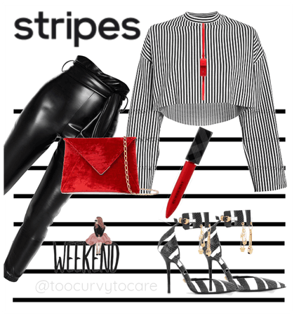 Stripes+Red