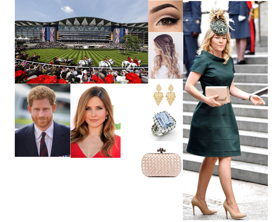 Attending The Royal Ascot Day 1