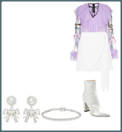 (G)I-DLE Senorita Yuqi Stage Outfit