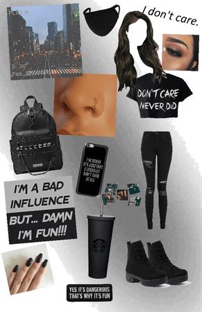 Grunge Teen Travels