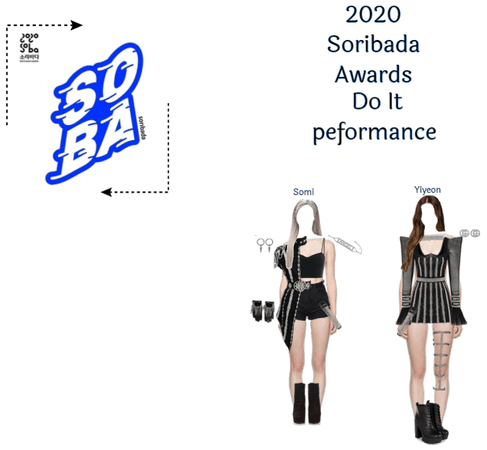 Yiyeon And Somi Soribada Awards Do It Performance