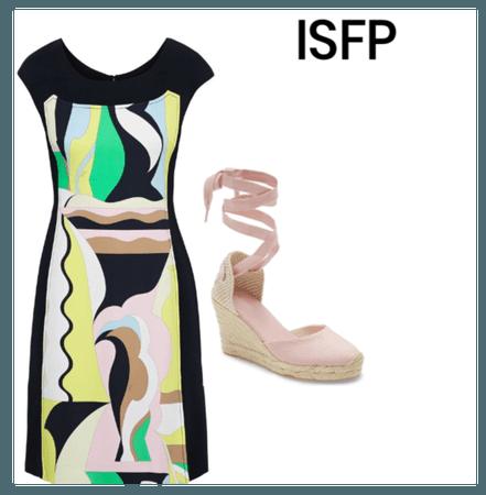 ISFP casual dress