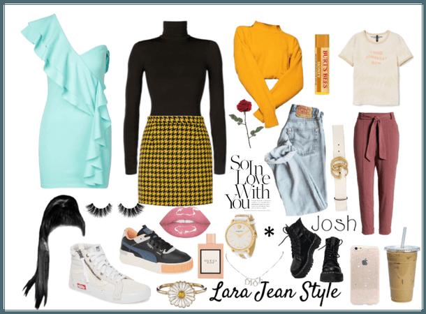Lara Jean Style