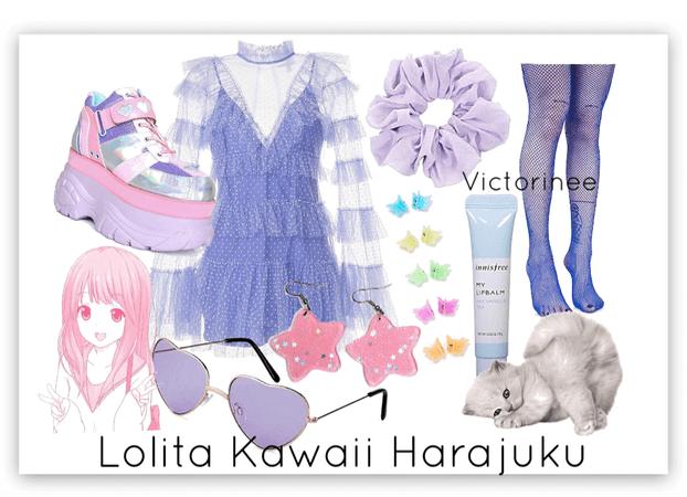 Lolita Kawaii Harajuku