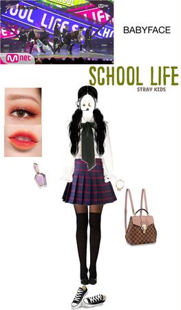 Stray Kids School Life