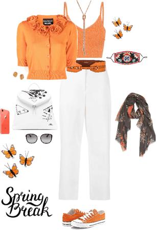 orange for today