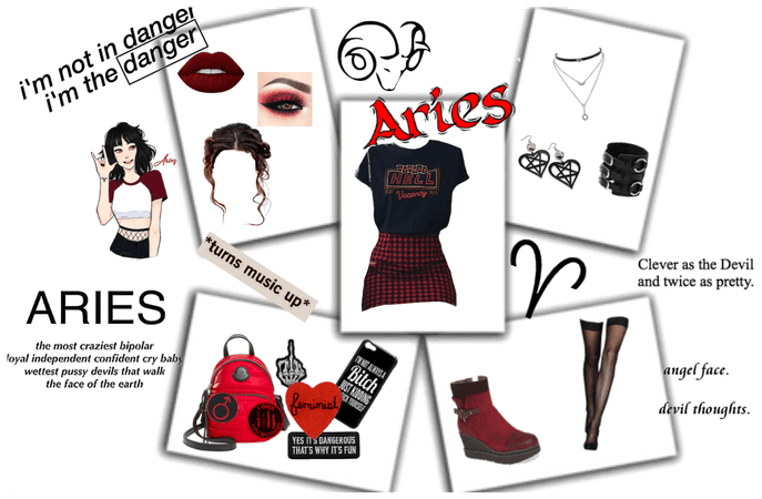 Edgy Aries